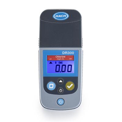 COLORIMETRO DR300 CLORO 0,02-2,00 / 0,1-8,0MG/L
