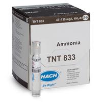 NITROGENIO AMONIA REAGENTE TNTPLUS 47-130MG/L NH3-N 25UN