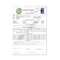SERVICO CALIBRACAO RBC EM EQUIPAMENTOS VOLUMETRICOS