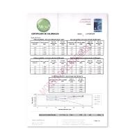 SERV CAL RBC EM ESPECTROFOTOMETRO UV / VISIVEL IN LOCO